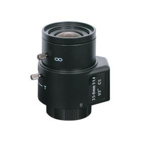 lente auto iris varifocal 3.5-8.0mm para scb-2000