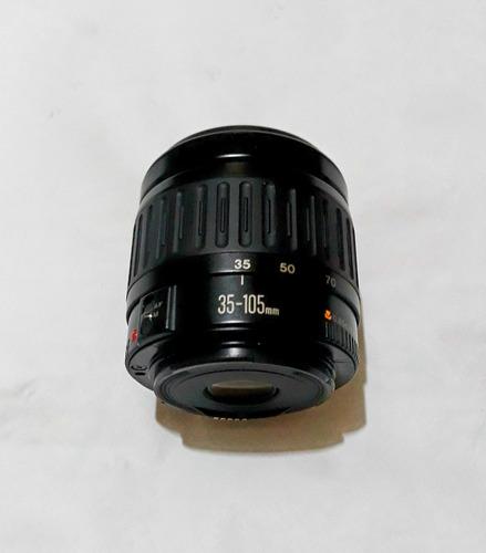 lente camara canon