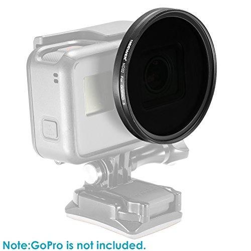 lente cámara filtro