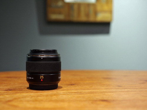lente camara panasonic lumix g leica dg summilux lens,