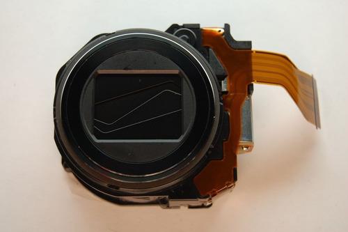 lente cámara sony dsc-h55 hx5 h70 hx7 no ccd
