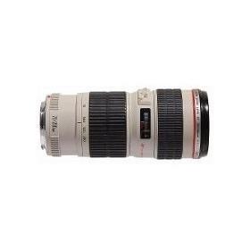 Lente Câmera Canon 70-200 Mm