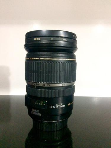 lente canon 17-55 2.8