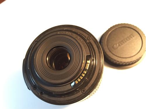 lente canon 18-55 con estabilizador 58mm