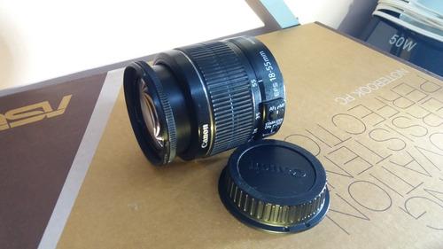 lente canon 18-55mm para peças ler anuncio