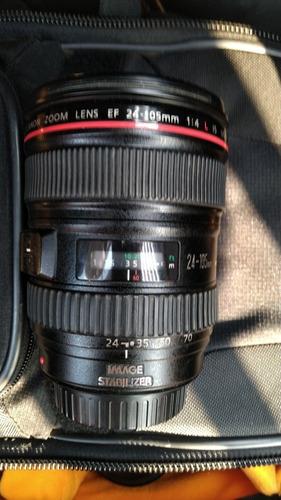 lente canon 24-105 4f