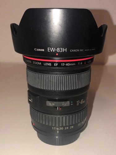 lente canon 24-105mm f/4l full frame-conservadisssima !!!