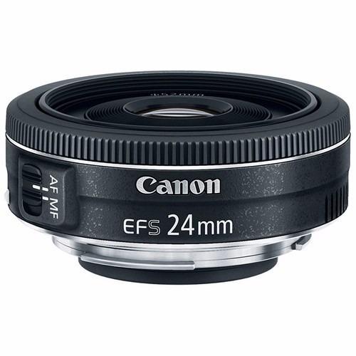lente canon 24mm f/2.8 stm | gran angular | nuevo | garantía