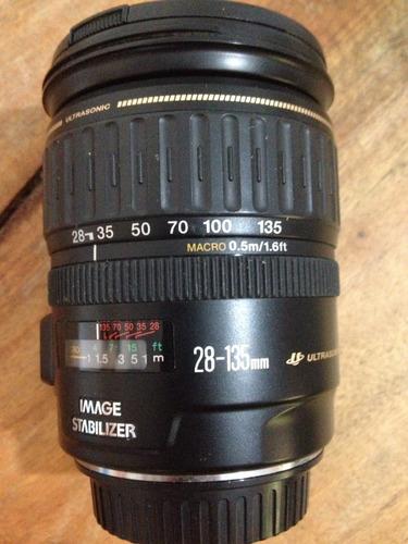 lente canon 28-135