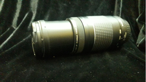 lente canon  75-300 poco uso