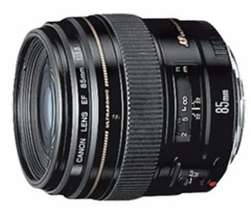 lente canon 85mm 1.8 f/1.8 usm ef nova com garantia brasil