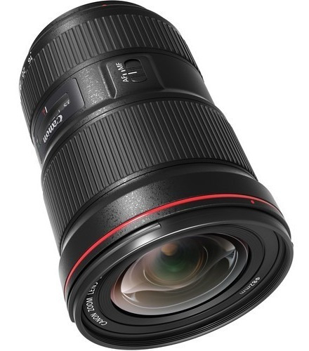 lente canon ef 16-35mm f/2.8l iii usm brasil 12x s/juros