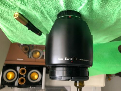 lente canon ef 28-70mm 2.8 l usm macro (parecida 24-70mm)