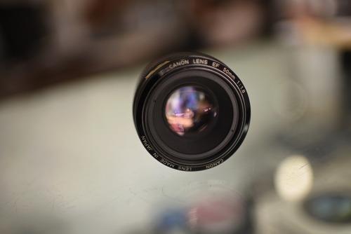 lente canon ef 50mm f1.8 nuevo caja cerrada