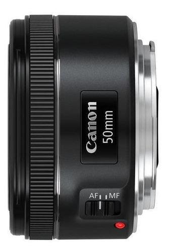 lente canon ef 50mm f1.8 stm