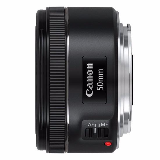 Lente Canon Ef 50mm F 1 8 Stm Motor Auto Foco 50 Mm R 573 11 Em Mercado Livre