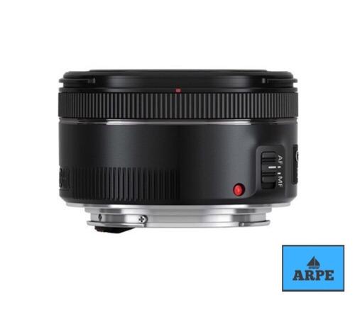 lente canon ef 50mm f/1.8 stm nuevo y original(+regalo)