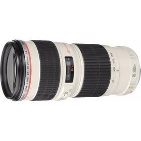 Lente Canon Ef 70-200mm F/4l Usm Garantia Brasil 12x S/juros