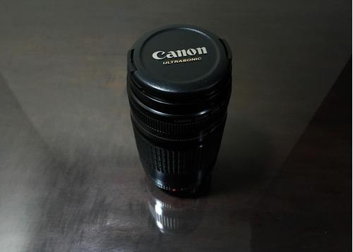 lente canon ef 75-300mm