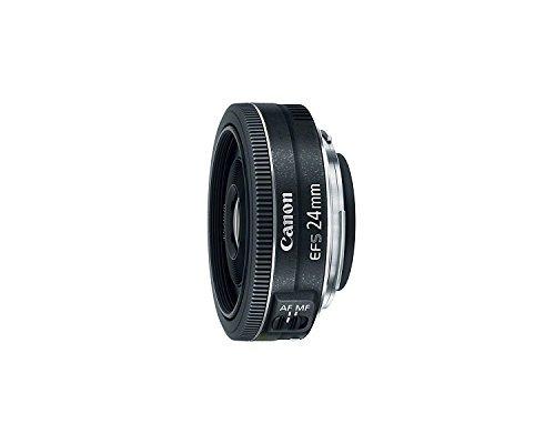 lente canon ef-s 24 mm f / 2.8 stm