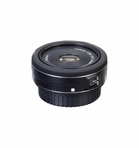 lente canon gran angular