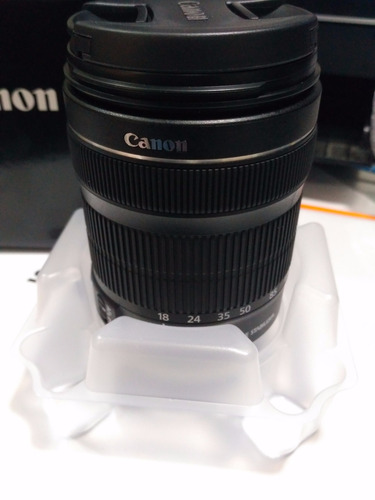 lente canon modelo ef-s 18-135mm f/3.5-5.6 is stm