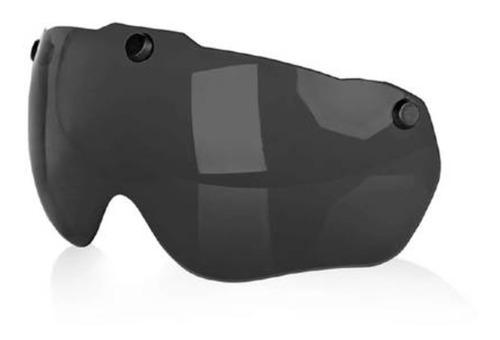 lente capacete high one casco viseira avulsa cor escura