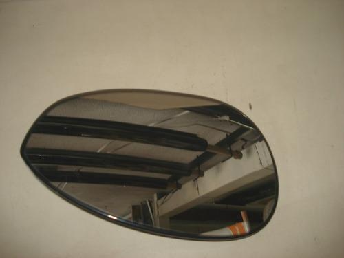lente c/base do retrovisor linea lado direito original