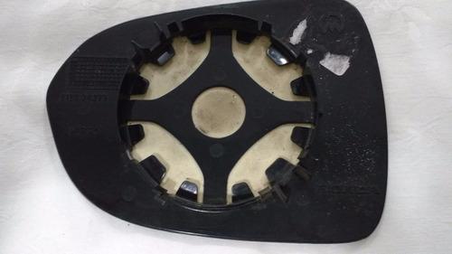 lente c/base retrovisor honda fit ld direito original