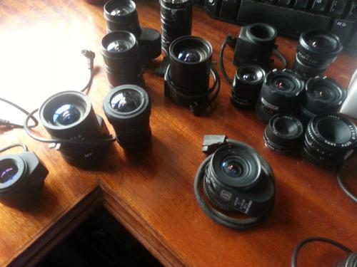 lente cctv gran angular autoiris varifocal  de 2.7 a 8mm