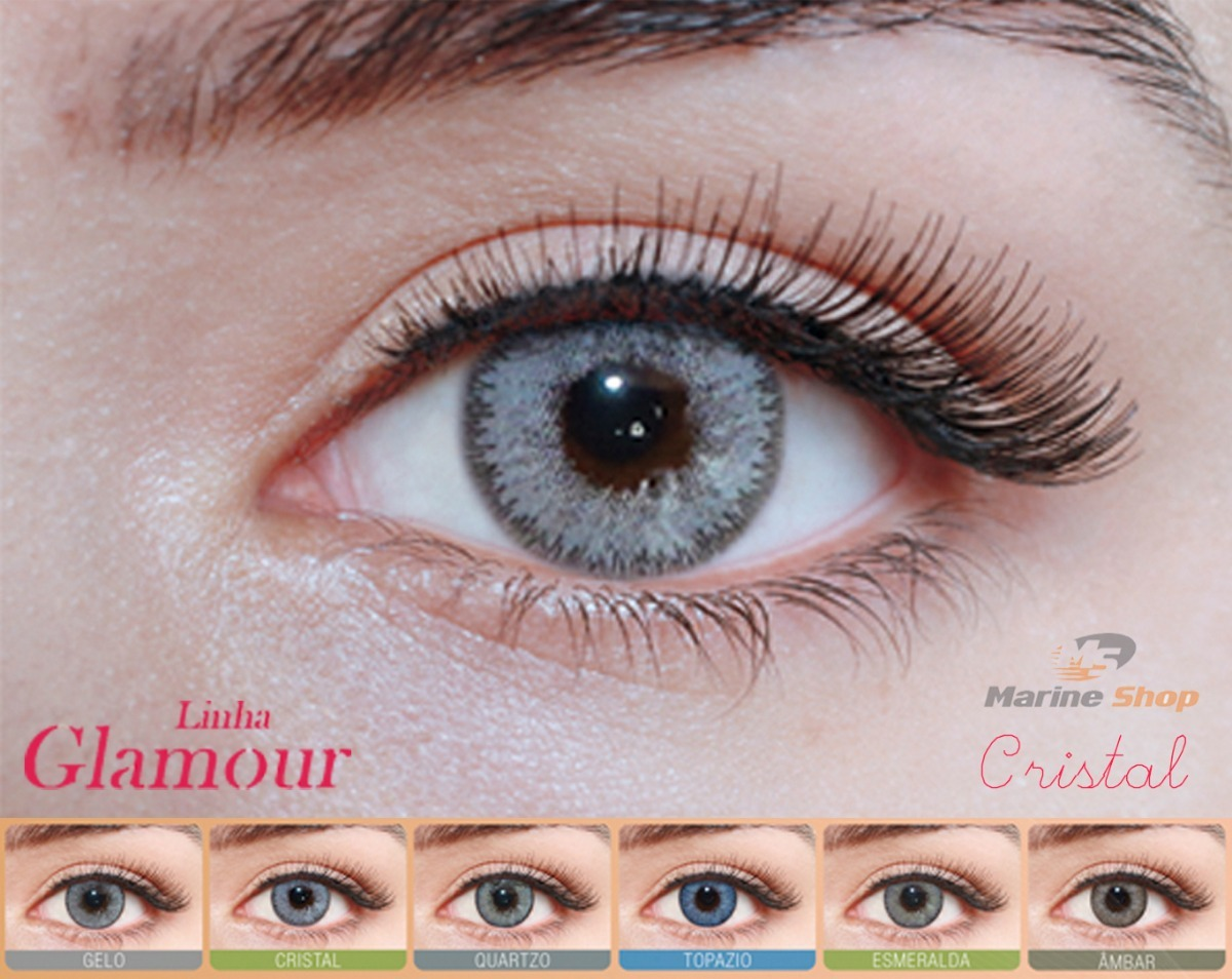 lente colorida anual glamour natural vision + clear lens. Carregando zoom. 7f28cbc1d6
