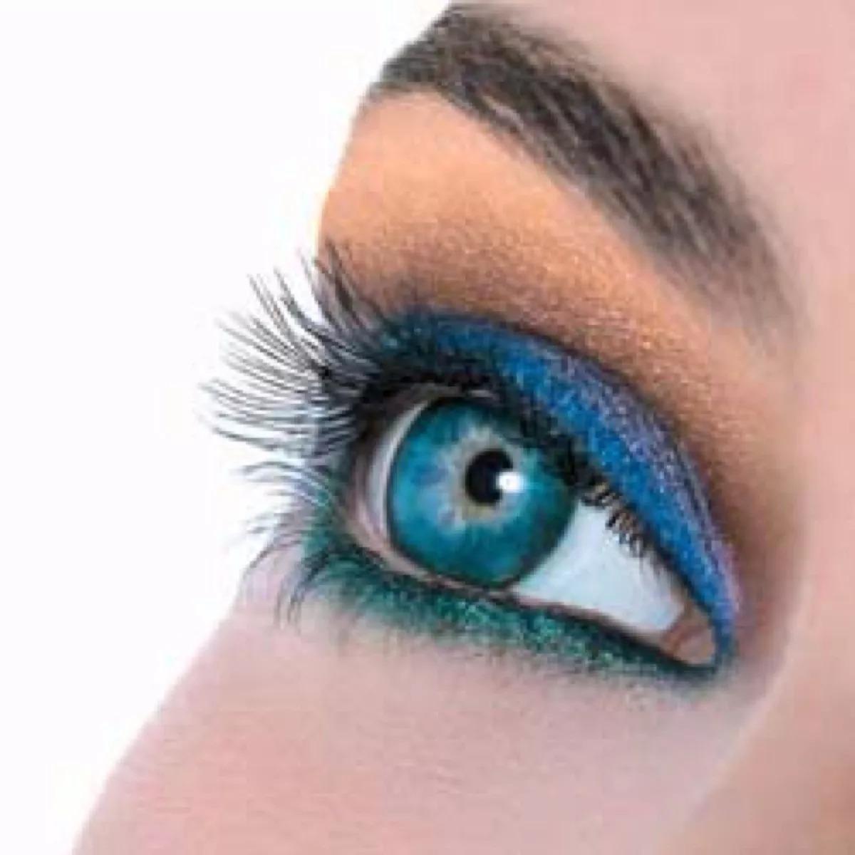 lente contato anual color cinza verde compra uma ganhe outra. Carregando  zoom. 1353781494
