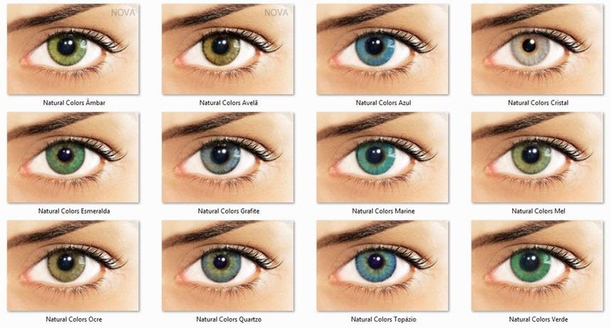 9d0724048 ... natural colors anual - com ou sem grau · lente contato sem grau.  Carregando zoom.