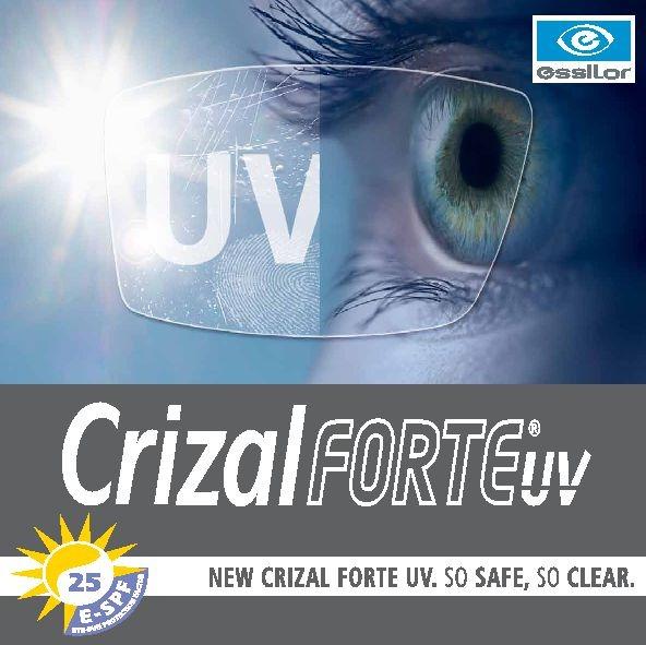 Lente Crizal Forte Uv ±200-200 - R  393,90 em Mercado Livre 9afa4ca6d0