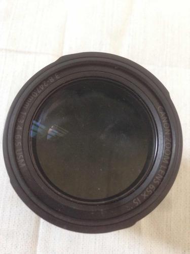 lente da canon sx 60 hs (com defeito)