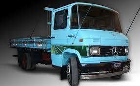 lente da lanterna teto caminhão mercedes 608d - vermelha