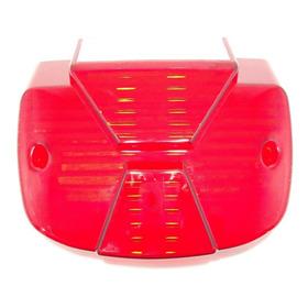 Lente Da Lanterna Traseira Dafra Speed 150 - Vermelha