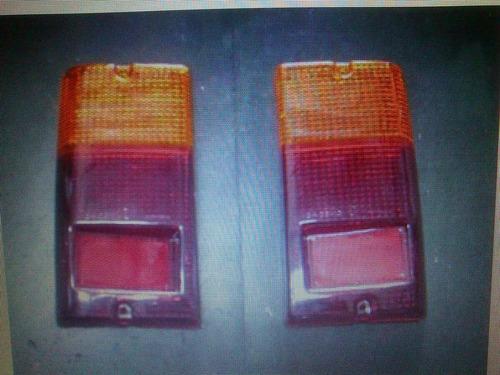 lente daihatsu trasero ( cab van  wide 55)