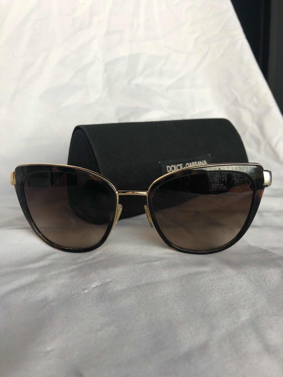 688fe27f3e Lente Dama Dolce Gabbana Original Con Estuche - $ 1,200.00 en ...