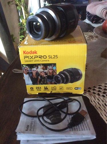 lente de cámara smart kodak