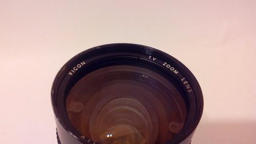 lente de camara vicon 1:1.8/11-110