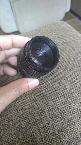 lente de câmara