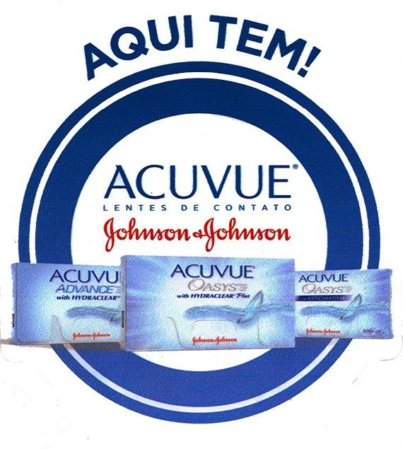 28af204fb5bbf Lente De Contato 1 Day Acuvue® Trueye® - R  124