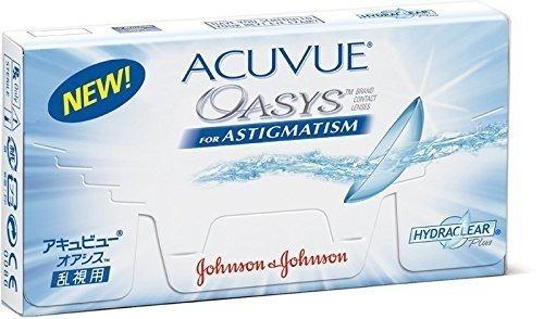 Lente De Contato Acuvue Oasys Astigmatismo -5,25 Cl-0,75 170 - R  170,00 em  Mercado Livre 3a75b905df