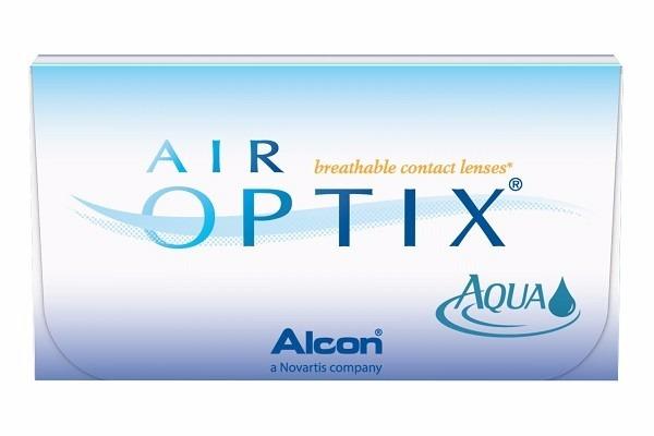 0e7640afaef68 Lente De Contato Alcon Air Optix Aqua - Miopia Hipermetropia - R ...