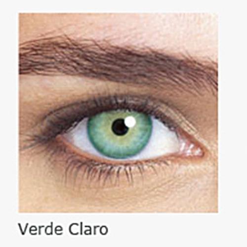 lente de contato colorida com grau mensal star colors ii
