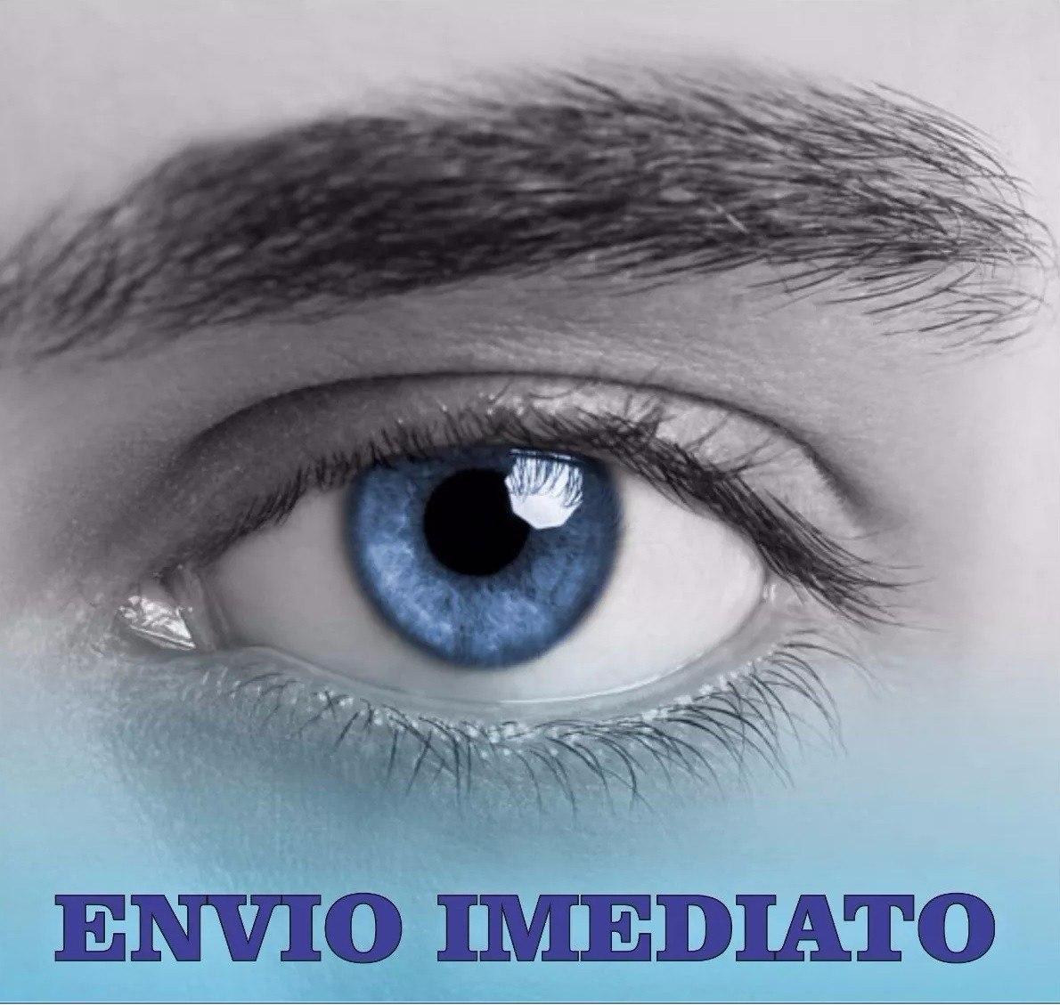 Lente De Contato Coloridas Anual Lindas Cores + Estojo - R  79,99 em ... 58f2552da7