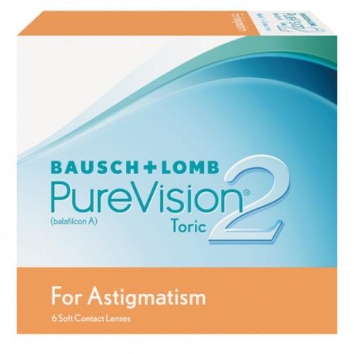 Lente De Contato Purevision 2 Toric Para Astigmatismo - R  240,00 em ... 979962a429