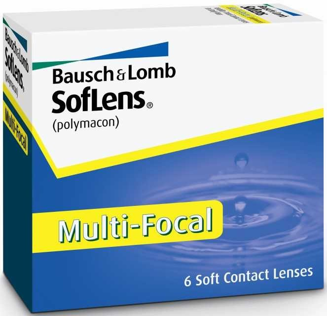 Lente De Contato Soflens Multi-focal Presbiopia Frete Gratis - R ... a58fd7fd9f