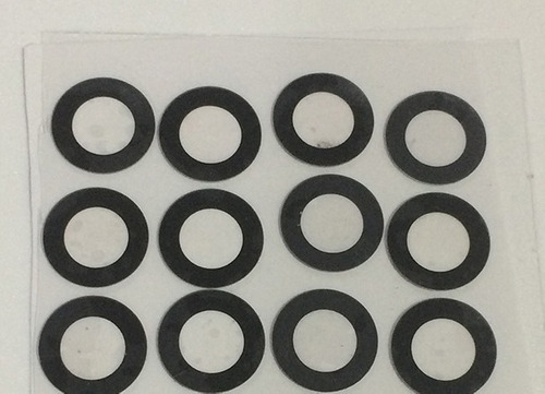 lente de cristal camara trasera iphone 7 de facil instalacio